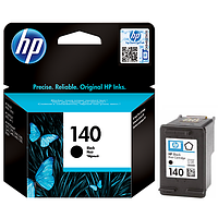 Картридж струйный HP для Officejet J5783/J6483 HP 140 Black