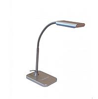 Настольная лампа LED 3W серебро DELUX