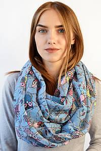 Снуд Лима голубой