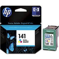 Картридж струйный HP для Officejet J5783/J6483 HP 141 Color