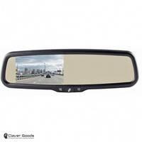 Зеркало заднего вида со встроенным Super HD видеорегистратором Gazer MUR7100
