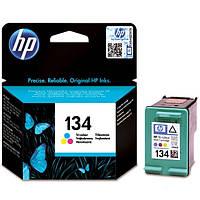 Картридж струйный HP для DJ 5743/6543 HP №134 Color