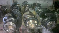Коленвал (вал коленчатый) ЯМЗ-238 10050151 Р-1 (новый)