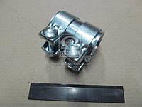 Хомут крепления глушителя D=50/54.5x80 мм (Производство Fischer) 004-950