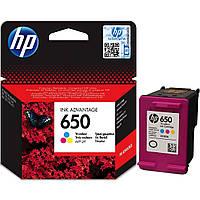 Картридж струйный HP для DJ Ink Advantage 2515 HP 650 Color