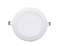 Светильник светодиодный Biom PL-R18 18Вт круглый 4000К