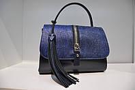 Женская кожаная сумочка 0010-1078
