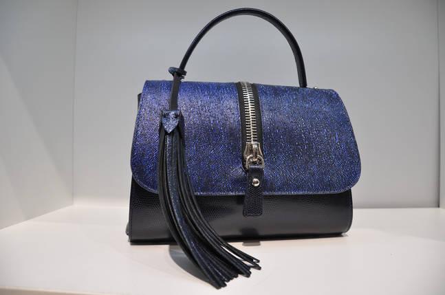 Женская кожаная сумочка 0010-1078, фото 2