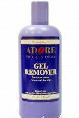 Средство для снятия гель-лака Gel Remover ADORE 500ml