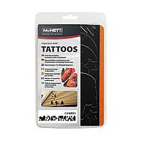 Ремонтный комплект McNETT Tanacious Repair Tape Tattoos Camber in Clamshell