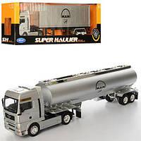 Металическая модель грузовика MAN 32641-32642