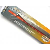 Пинцет для объемного наращивания ресниц:  Vetus L-тип модель 6А-SA