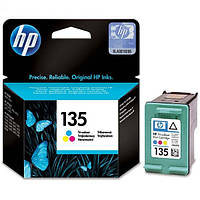 Картридж струйный HP №135 для DJ 460/5743/5943/6543/6623/6843/6943/9803  Color