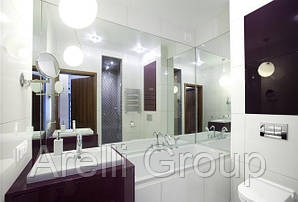 Дзеркало в ванну кімнату на замовлення
