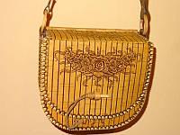Эксклюзивные сумочки из бересты