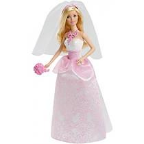 """Лялька Barbie """"Королівська наречена"""" CFF37 оригінал"""