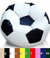 Кресло-мяч из Экокожа, гарантия + 25л. наполнителя