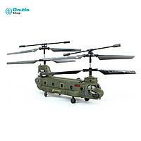 Syma S026 S026G РУ вертолет 3-канальный, гироскоп Боинг CH-47 «Чинук»