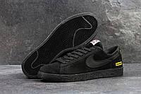 Кроссовки мужские Nike Supreme Код SD-3912 Черные