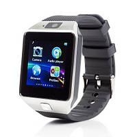 Умные часы Smart Watch GSM Camera DZ09 Silver, фото 1