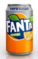 Изотонический напиток Fanta - Zero (330 мл)