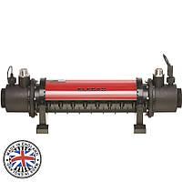 Теплообменник для бассейна Elecro SST 50 кВт