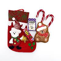 """Набор новогодний  для детей """"С Новым Годом и Рождеством"""" № 3"""