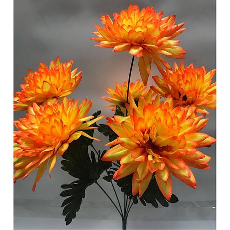 Искусственные цветы.Искусственный букет астра., фото 2