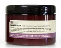 Восстанавливающая маска для поврежденных волос 500 мл, Insight