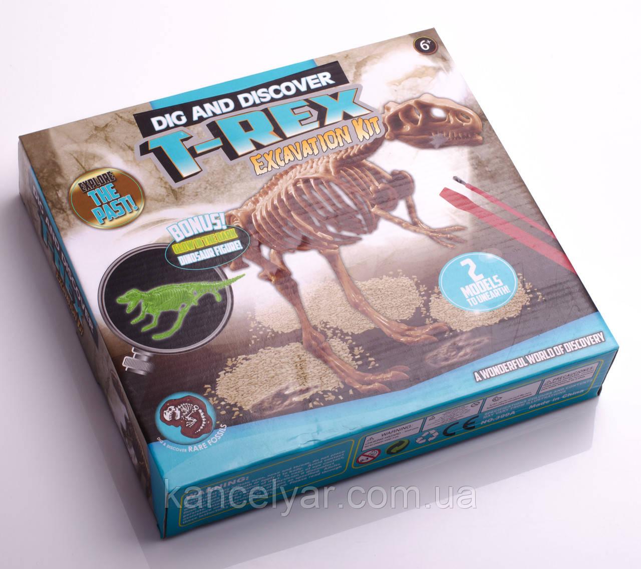 "Набір ""Раскопай динозавра"", в асортименті"