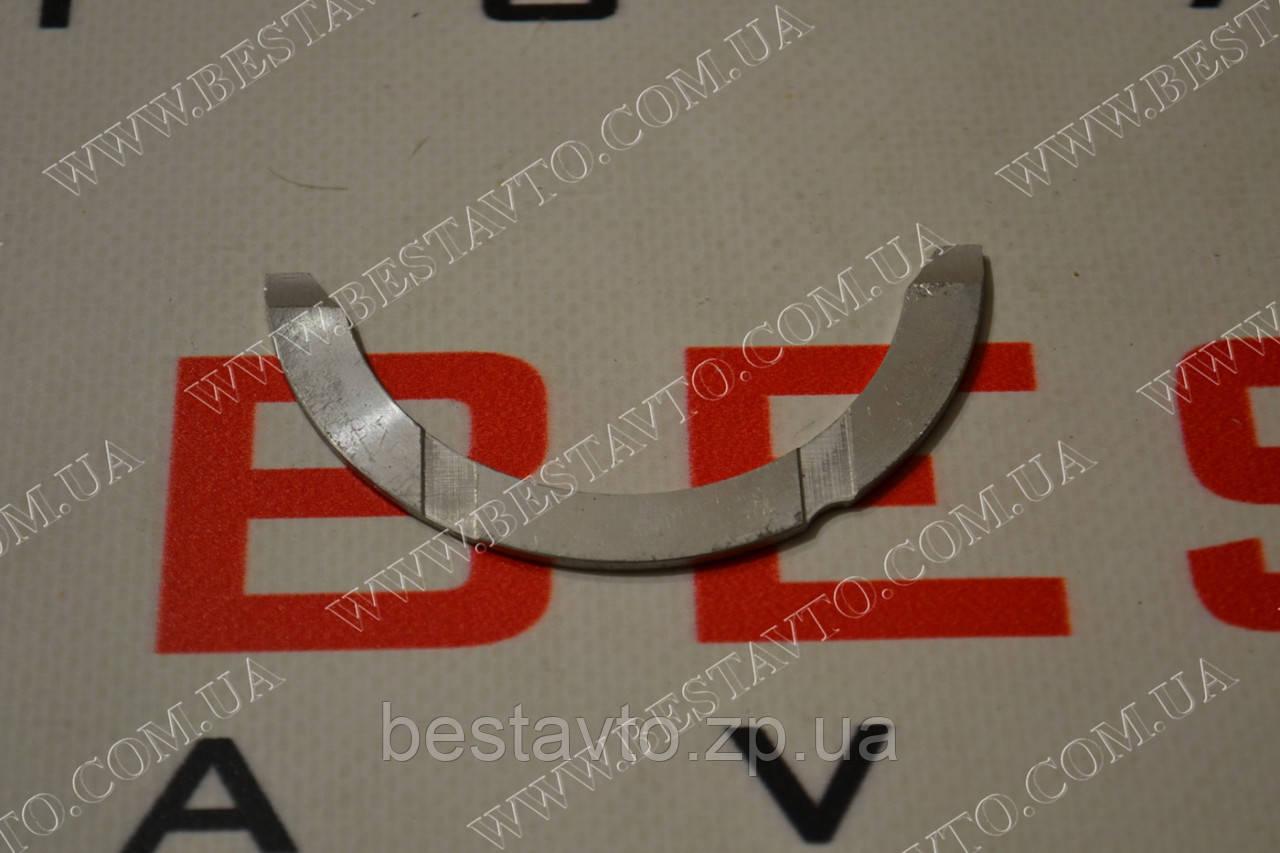 Полукольцо осевого смещения коленвала eastar/tiggo/hover h5