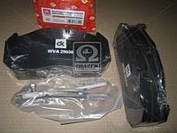 Колодка тормозная дисковая (комплект на ось) MAN 2000,TGA, MB, KASSBOHRER, RVI MAGNUM,PREMIUM  (арт. DK 29030PRO), AFHZX