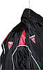 Ветровка с капюшоном Ultra Titar черная, фото 2