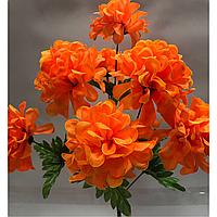 Искусственные цветы. Искусственный букет гортензия.