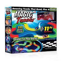 Гоночная трасса Magic Tracks, 220 дет, Автотрек, Игрушечная дорога, Конструктор