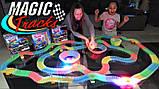 Гоночная трасса Magic Tracks, 220 дет, Автотрек, Игрушечная дорога, Конструктор, фото 2