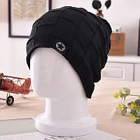 Шапка мужская Star AL7975,вязаная шапка,зимняя шапка,в Украине