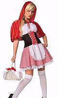 """Игровой костюм """"Красная шапочка"""", игровой комплект Красной шапочки. Размер 44-48. Только предоплата."""