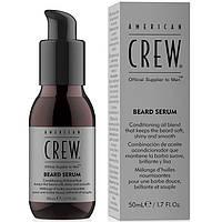 American Crew Сыворотка для бороды American Crew Crew Beard Serum 50 мл