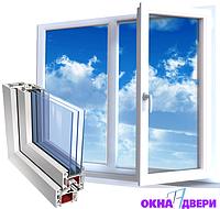 Алюминиевые окна цена украина