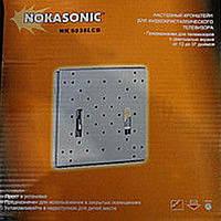 """Кронштейн стационарный Nokasonic NK-5038 LCD под диагональ от 12""""до 37"""""""