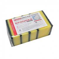 PRO-Service Optimum 9*6*3 см губки для посуды 5 шт.