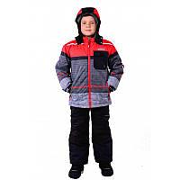 Зимний термокомбинезон, лыжный для мальчика р.98-158 ТМ Pidilidi-Bugga (Чехия)