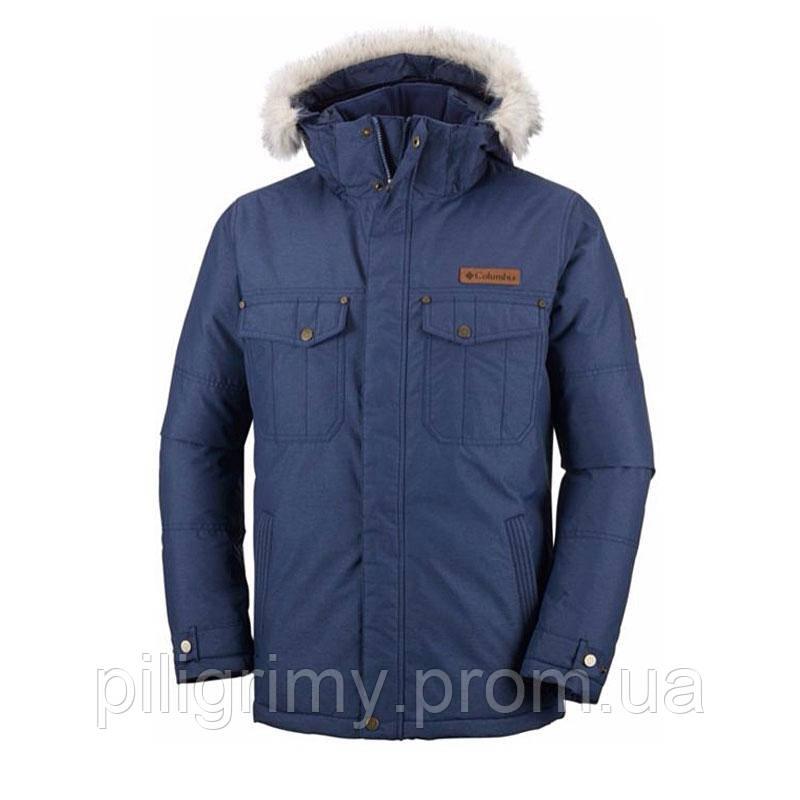 Мужская куртка Columbia MORNINGSTAR MOUNTAIN™ JACKET темно-синяя XM1614 464  - интернет-магазин f3d28b022eb55