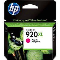 Картридж струйный HP для Officejet 6500 HP 920XL Magenta повышенной емкости