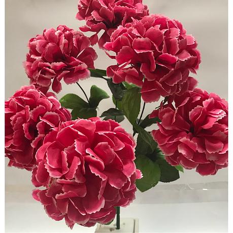 Искусственные цветы. Искусственный Ритуальный букет шар., фото 2