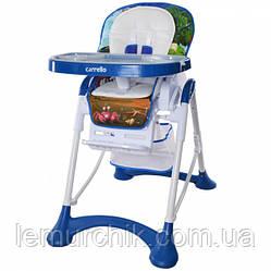 Стульчик для кормления Carrello Chef crl-10001 синий