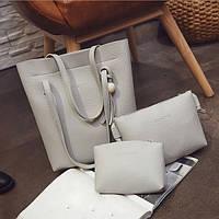 Набор из трех женских сумок