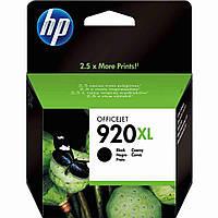 Картридж струйный HP для Officejet 6500 HP 920XL Black повышенной емкости