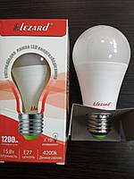 Лампа светодиодная LED 15W E27 4200К Lezard